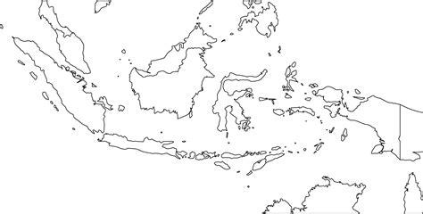 gambar peta indonesia lengkap kumpulan gambar lengkap