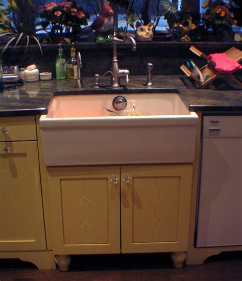 How To Install A Farm Sink Farm Sink Installation