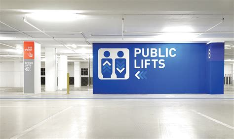 Office Interior Design Firm by World Square Carpark Segd