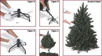 christmas tree assembly instructions balsam hill australia