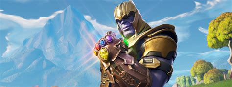 fortnite can i run it fortnite news thanos comes to fortnite in limited time