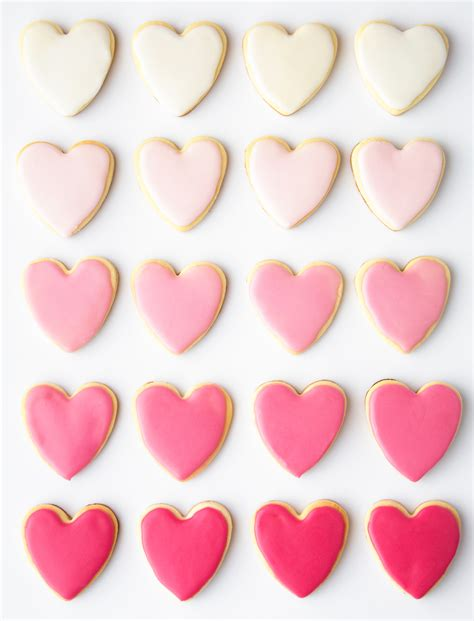 valentines day sugar cookies s day shaped sugar cookies recipe