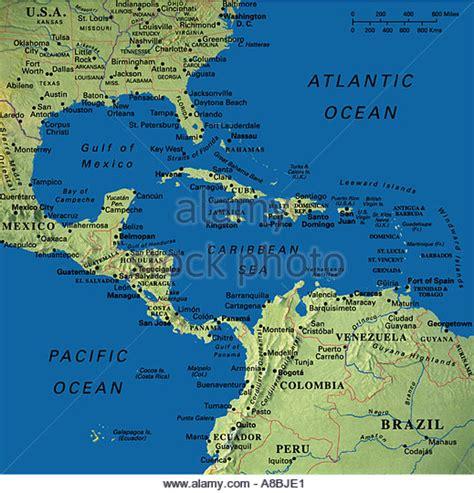 map usa panama map maps usa florida canada mexico caribbean cuba south