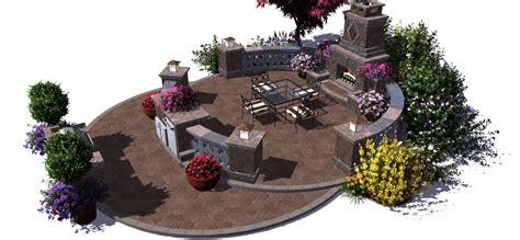 Visionscape Landscape Design Software Visionscape Interactive Llc Transforms Landscape Design