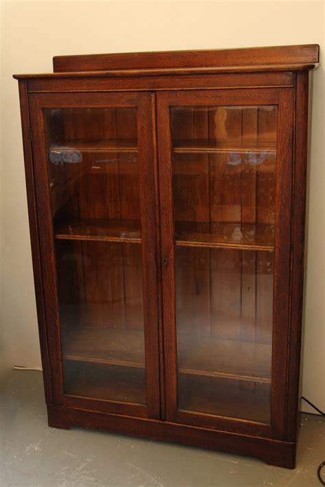 found in ithaca 187 two door larkin bookcase