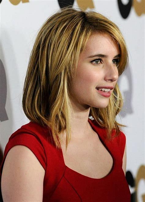 medium layered haircuts 2014