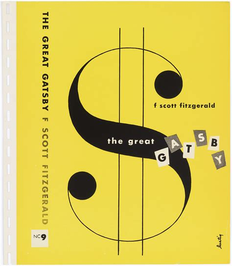 symbolism of great gatsby book cover gatsby s return cooper hewitt smithsonian design museum