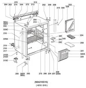 Parts Cabinets Caravansplus Spare Parts Diagram Rm4211 Fridge Cabinet
