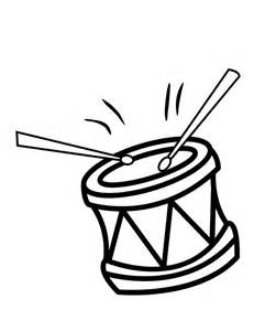 drum coloring page drum colouring pages