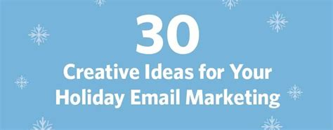 30 Creative Ideas For Your Holiday Email Marketing Constant Contact Blogs Constant Contact Happy New Year Template