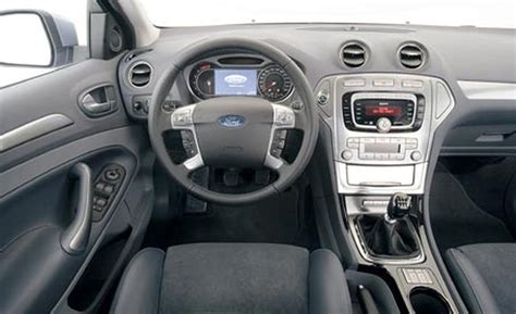 New Mondeo Interior by Car And Driver