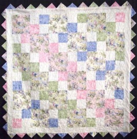 Handmade Crib Quilts - sweet baby steps handmade baby crib quilt