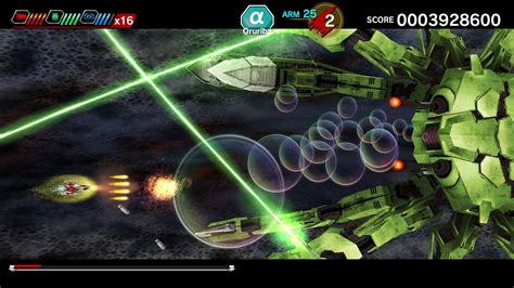 Dariusburst Chronicle Saviours dariusburst chronicle saviours para vita 3djuegos