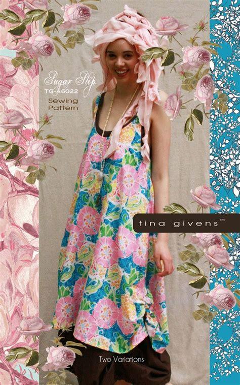 tina givens patterns tina givens sugar slip dress pattern follow the pattern