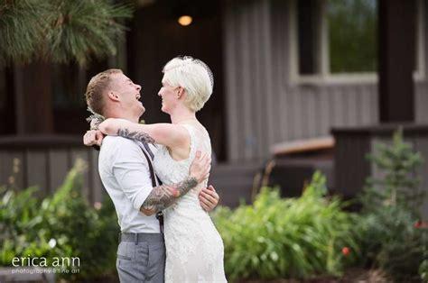 best backyard weddings best backyard wedding ever bend oregon blog