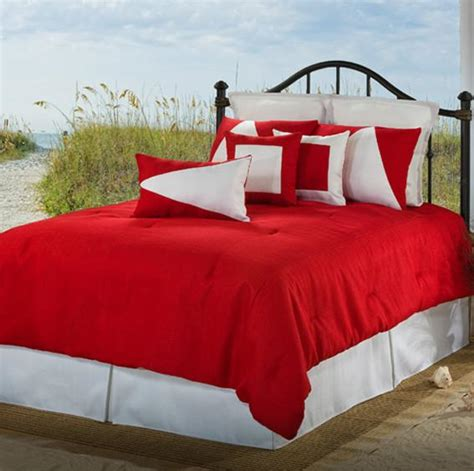solid red comforter solid red bedding set american made dorm home