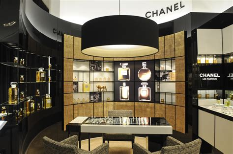 Parfum Shop For when i run chanel scents of self