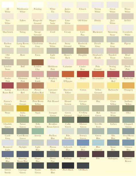 farrow and paint colors farrow paint colours my favourites elephant s