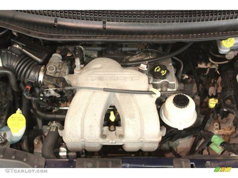 2006 dodge caravan se 2 4 liter dohc 16 valve 4 cylinder