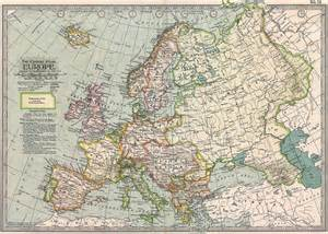 Map Of Europe 1600 by Europe Maps