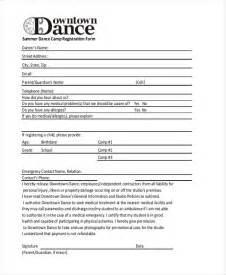 docs registration form template doc 12751650 school registration form template