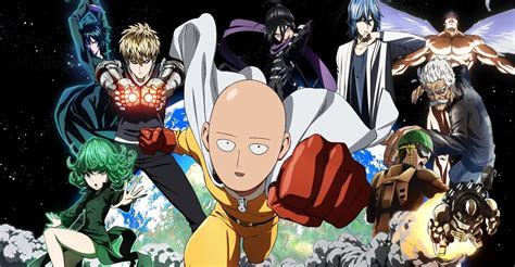 punch man season  release date leaked anime series