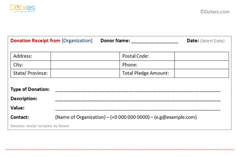 give someone a donation receipt template donation receipt template 1 1 dotxes
