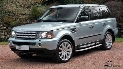 used range rover glasgow used 2005 land rover range rover sport v8 s c for sale in