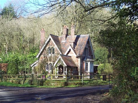 stone cottage in the woods wood and stone house exteriors file cottage in white mead wood newtown geograph org uk