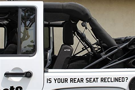 Reclining Rear Seat Jeep Wrangler by Best Innovative Jk Products Rear Seat Recline Kit For Jeep