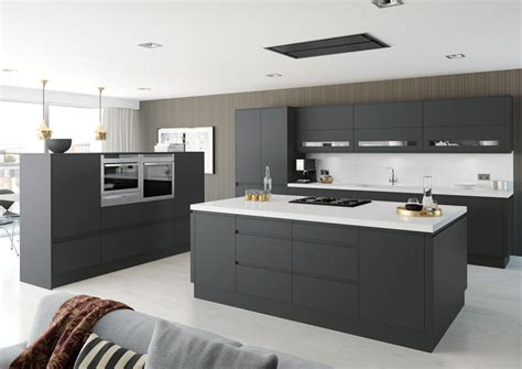 Matt Kitchen Cabinet Paint Are Painted Kitchens Becoming More Popular That Gloss
