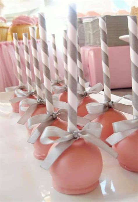 Baby Shower Cake Pop Rattles by Cake Pop Baby Rattles Ideal For Baby Shower The Whoot