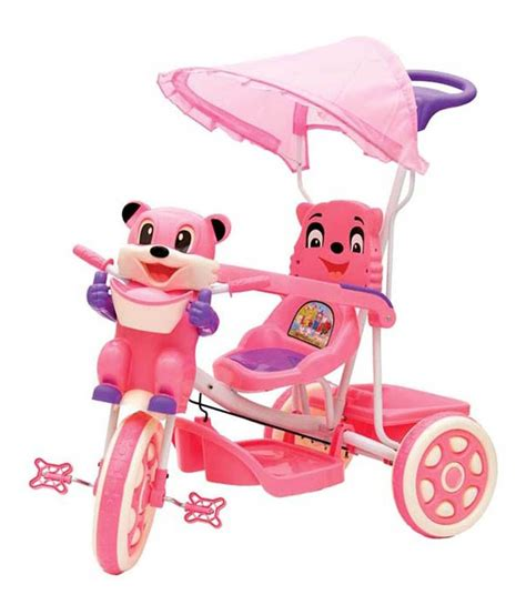 Kismis Top kismis pink tricycle best price in india on 24th march 2018 dealtuno