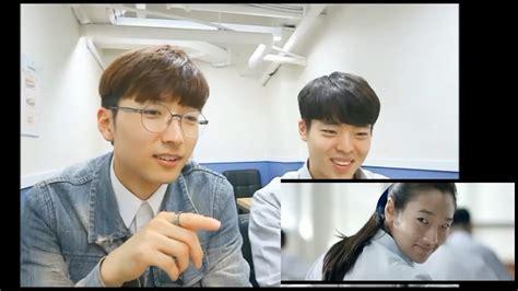 film thailand genius korean men react international trailer of bad genius