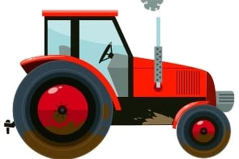 Dessiner Un Tracteur