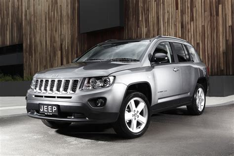 Jeep Ompass Jeep Compass Review Photos Caradvice