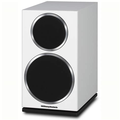 wharfedale 210 white bookshelf speaker pair