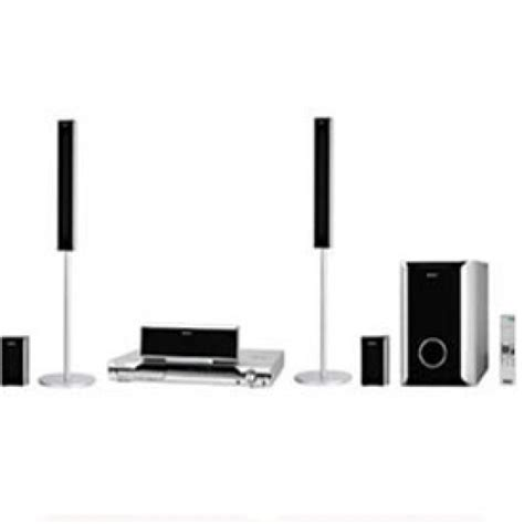 sony dav dz556k 5 1 channel dvd home theater system