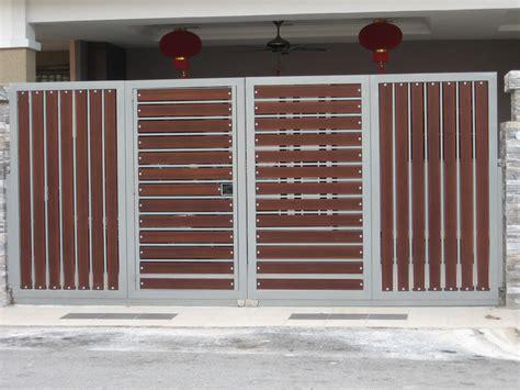 sliding gate designs  homes  india interior design