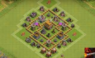 Clash Of Clans Best Town Hall 9 Defense Youtube » Home Design 2017