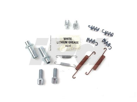 volvo parking brake hardware kit p   xc xc