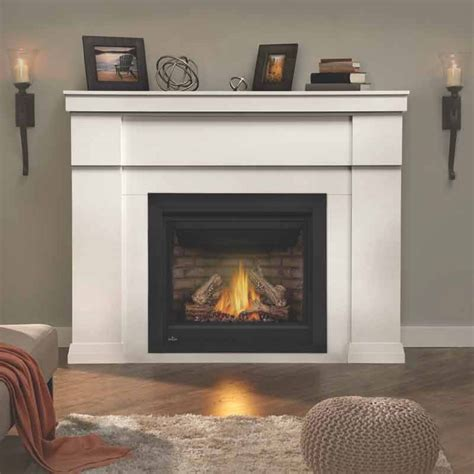 Gas Fireplace Mantle by Napoleon Imperial Keenan Mantels Mi Gas Fireplace Mantel