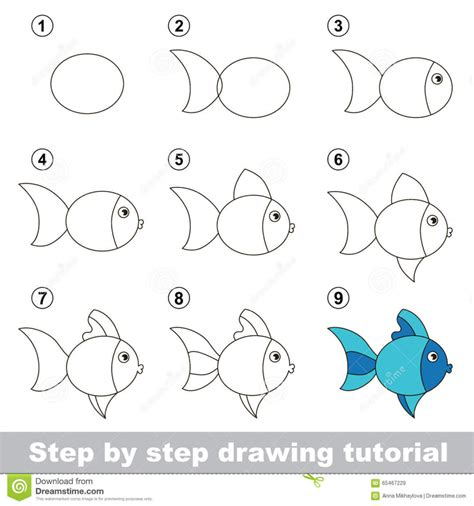 Drawing Step By Step how to draw step by step for drawing sketch library