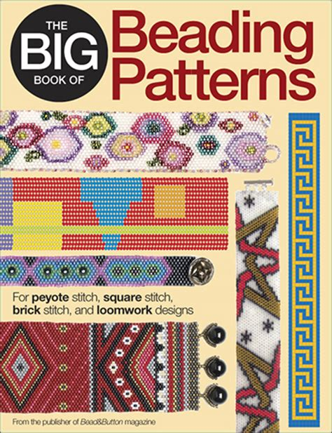 beading books book review the big book of beading patterns the