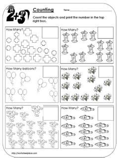 search results for blank worksheet counting to 20 counting objects to 20 worksheets google search math