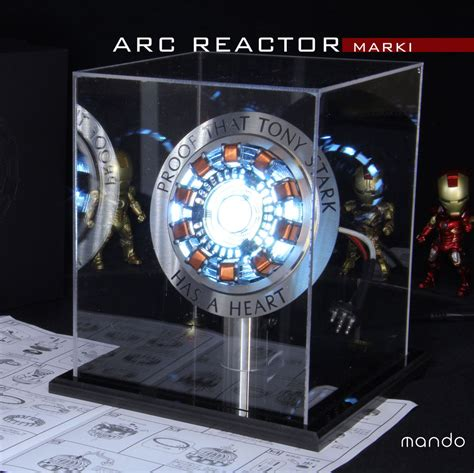 Diy Arc L by New Diy Master Grade Led Chest Light Iron Mk1