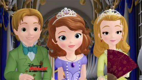 princess sofia and princess amber in sofia the first james sofia and amber sofia the first pinterest