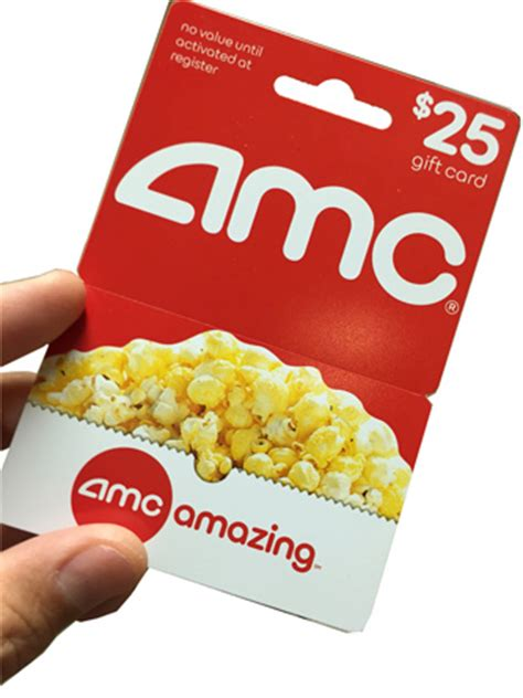 Where Can I Get Amc Gift Cards - movie gift cards