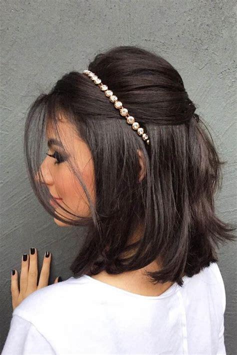 penteados para cabelos long bob noivas de ribeir 227 o preto