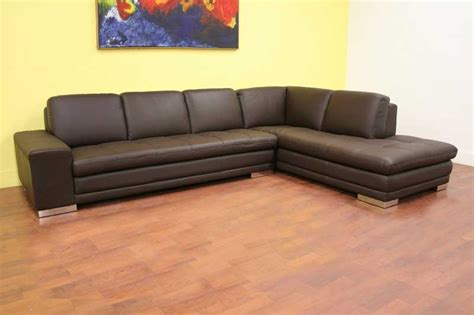 wholesale leather sectionals wholesale interiors callidora leather sectional sofa 766